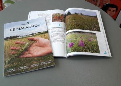Pro Natura Genève – Brochure «Le Malagnou»