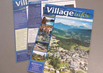 Arâches-la-Frasse – Bulletin municipal