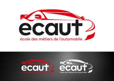 Ecaut – logo