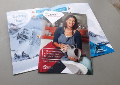 Mont-Saxonnex – brochure