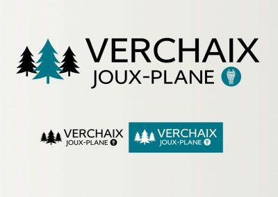 Commune de Verchaix – Logo